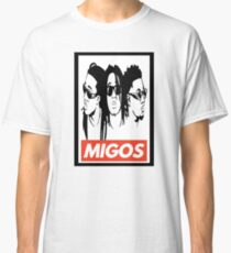 Migos obey design Classic T-Shirt