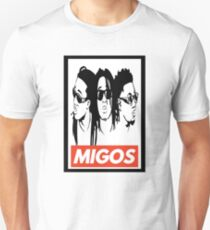 Migos obey design Unisex T-Shirt