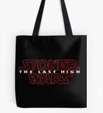 Stoner Wars - The Last High Tote Bag