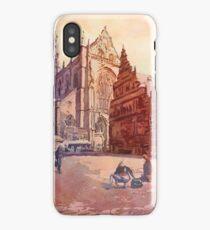 Haarlem Kirk Square iPhone Case/Skin
