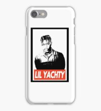 Lil Yachty obey design iPhone Case/Skin