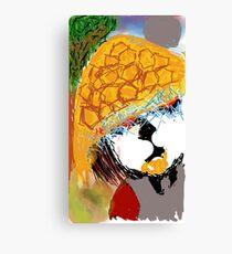 PANDA RAIDEN  Canvas Print
