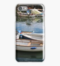 Harbour Boats iPhone Case/Skin