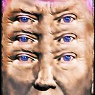 """Trump's Alternative Facts: """"I don't believe anything, I see things"""". by Alex Preiss"""