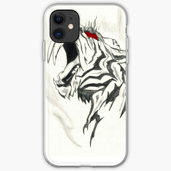 Saber Tooth Tiger iPhone Soft Case