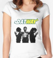 Migos Datway Women's Fitted Scoop T-Shirt