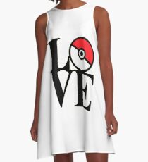 LOVE POKÉMON A-Line Dress