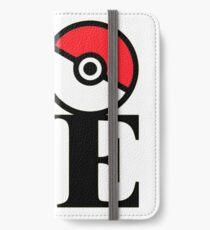 LOVE POKÉMON iPhone Wallet/Case/Skin