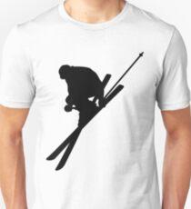 Skiing- skiing t shirt T-Shirt