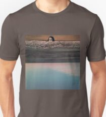 Collage: Mona Lisa Sea. Unisex T-Shirt