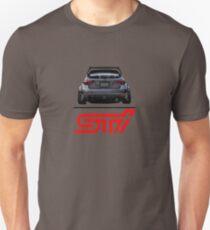 STI Hatchback ass Unisex T-Shirt