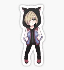 Yurio Stickers Sticker