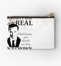 Moriarty Was Real Studio Pouch