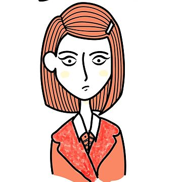 Margot Tenenbaum by papatdesign