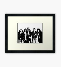 Sticky fingers  Framed Print