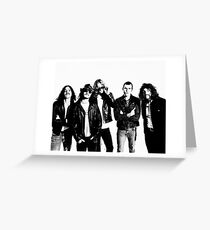 Sticky fingers  Greeting Card