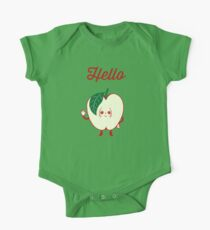 Say Hello to the Apple Kids Clothes
