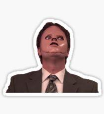 Dwight Shrute Sticker
