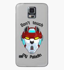 Fass meinen Paladin nicht an Hülle & Skin für Samsung Galaxy