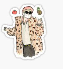 BTS ppap tae Sticker