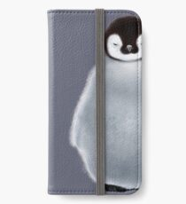 Baby Penguin iPhone Wallet