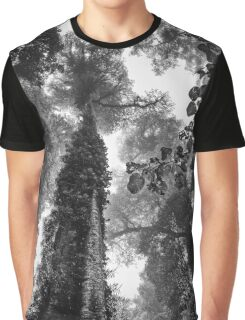 Look up - and up and up! Graphic T-Shirt