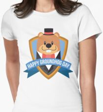 Happy Groundhog Day for Kids of all ages! T-Shirt