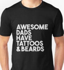 awesome dads Unisex T-Shirt
