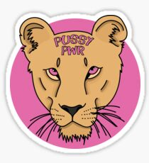 Be the Lioness Sticker