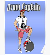 Drum Captain Poster