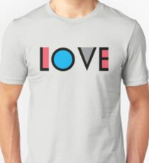Love is Subjective Unisex T-Shirt