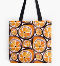 Bunch O' Oranges Tote Bag