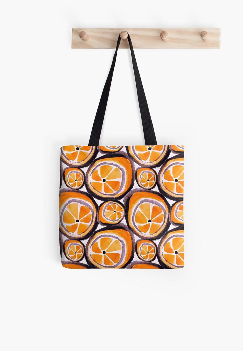 Bunch O' Oranges by Chaparralia