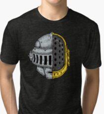 DAFT KNIGHT (Color Version) Tri-blend T-Shirt