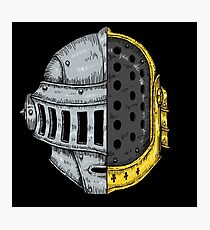 DAFT KNIGHT (Color Version) Photographic Print