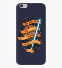 Vinilo o funda para iPhone The Belonging You Seek