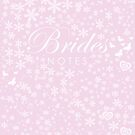 Pretty Pink Brides Notebook by Melissa Park