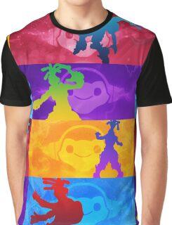 Lucio iTunes Graphic T-Shirt