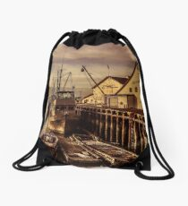 Gulf of Georgia Cannery  Drawstring Bag