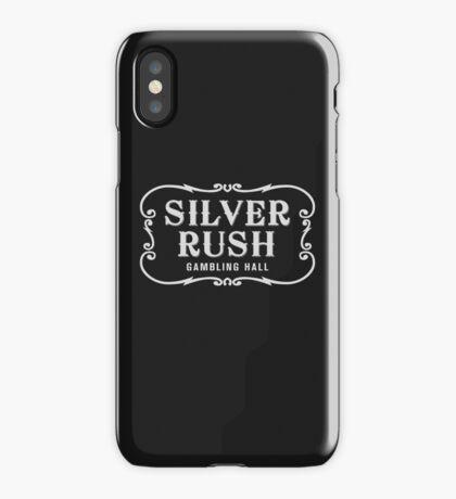 Silver Rush (Clean) iPhone Case/Skin