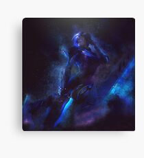 Project Ashe Canvas Print