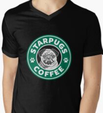 Star Pugs Coffee - Starbucks T-Shirt