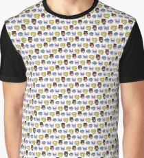 Grouped Graphic T-Shirt
