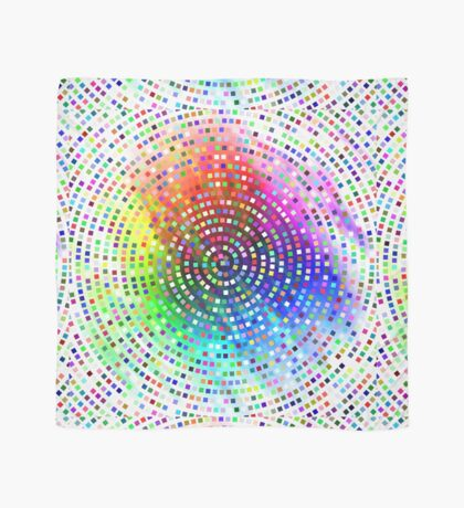 Color Swirl by Julie Everhart Scarf