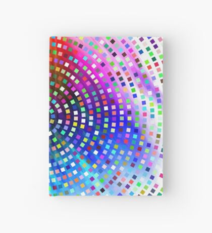 Color Swirl by Julie Everhart Hardcover Journal