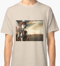 The Tin Man of Oz Classic T-Shirt
