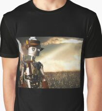 The Tin Man of Oz Graphic T-Shirt