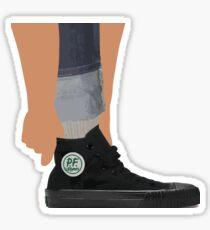 The Jet Sticker