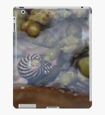 Seaside; Sea Snail iPad Case/Skin