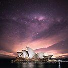 Starstruck, Sydney Opera House - Australia by Steven  Sandner